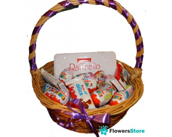Basket sweets