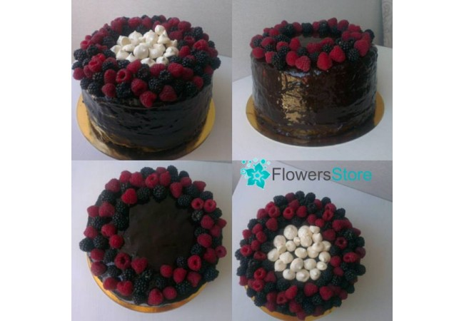 Chocolate Cake from FlowersStore