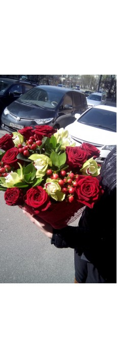 Send flowers to Kiev